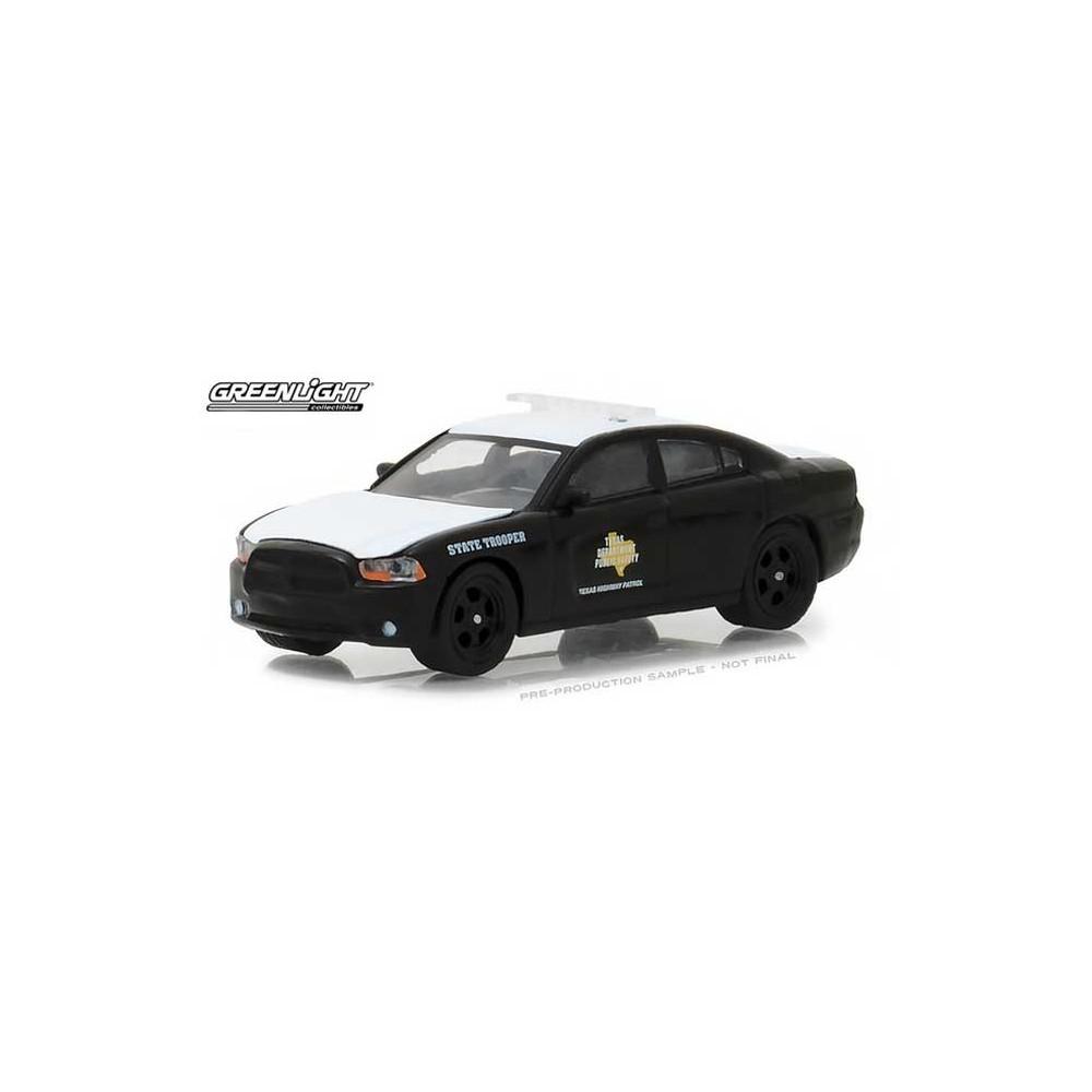 greenlight hot pursuit series   dodge charger pursuit