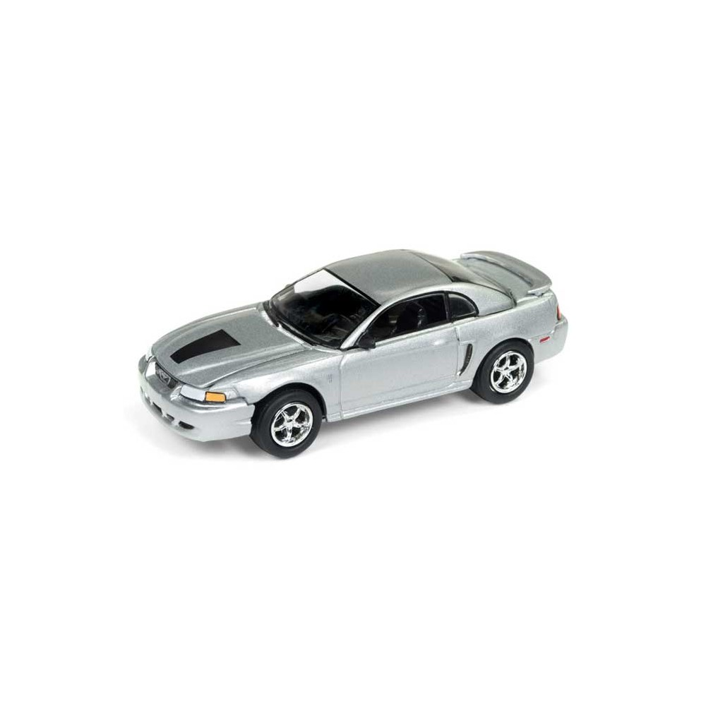 Johnny Lightning Muscle Cars USA - 1999 Ford Mustang GT