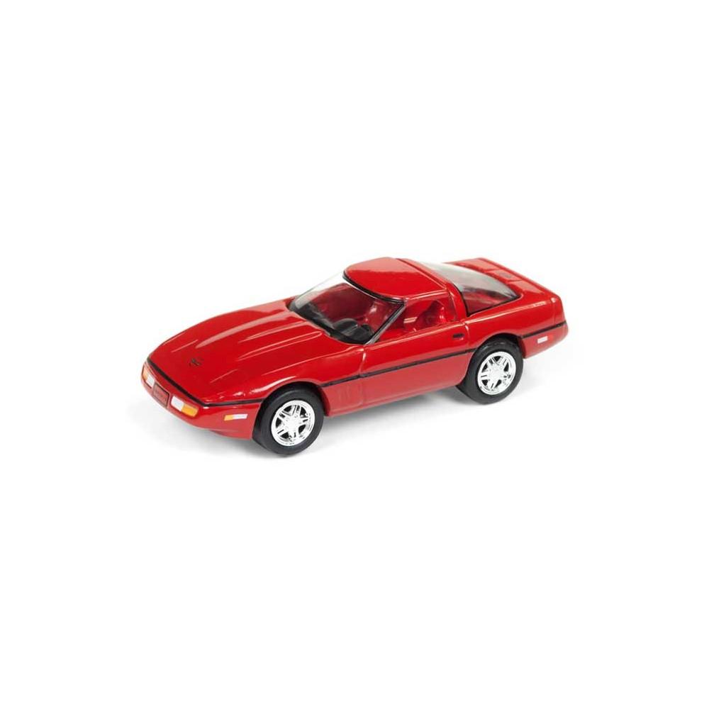 Johnny Lightning Muscle Cars USA - 1988 Chevy Corvette