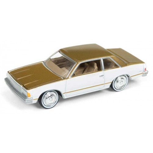 Johnny Lightning Muscle Cars USA - 1980 Chevy Malibu