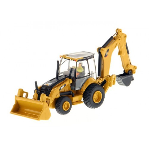 Diecast Masters CAT 450E Backhoe Loader