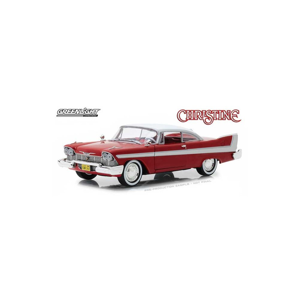 Greenlight Hollywood Series - 1958 Plymouth Fury
