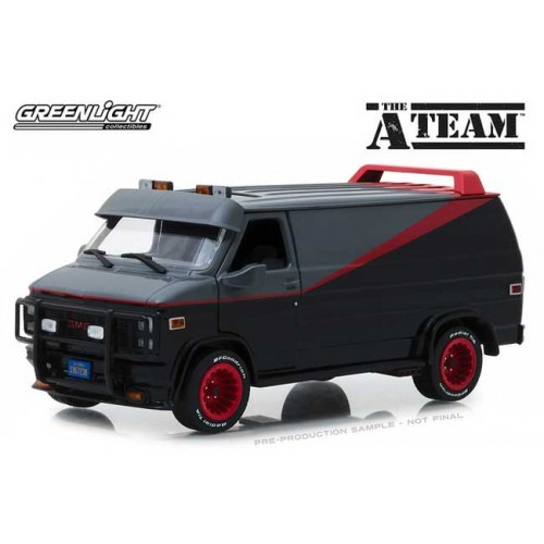 Greenlight Hollywood Series - 1983 GMC Vandura