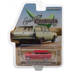 Greenlight Estate Wagons Series 1 - 1955 Chevy Two-Ten Handyman