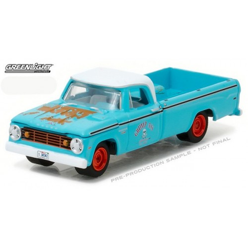 Blue Collar Series 2 - 1967 Dodge D200 Pickup Truck