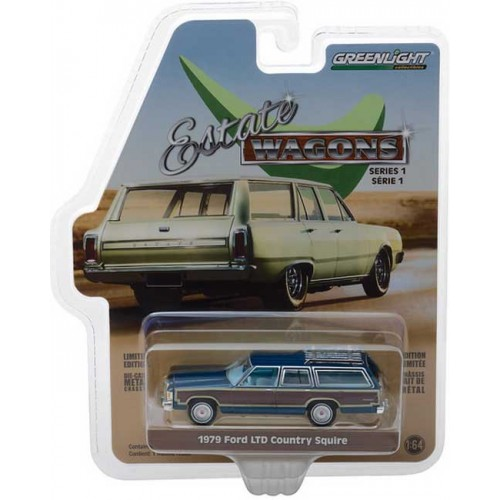 Greenlight Estate Wagons Series 1 - 1979 Ford LTD Country Squire