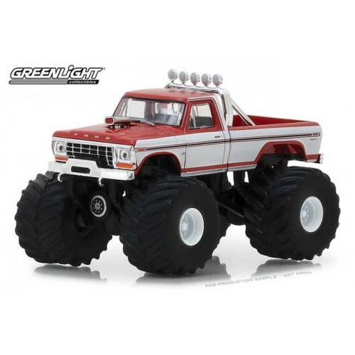 Greenlight Kings of Crunch Series 1 - 1979 Ford F-250 Monster Truck