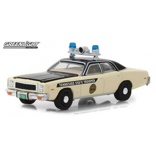 Greenlight Hot Pursuit Series 28 - 1977 Plymouth Fury