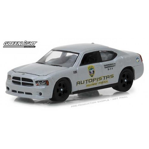 Greenlight Hot Pursuit Series 28 - 2008 Dodge Charger