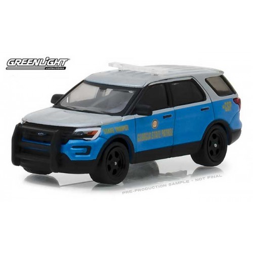 Greenlight Hot Pursuit Series 28 - 2016 Ford Police Interceptor Utility