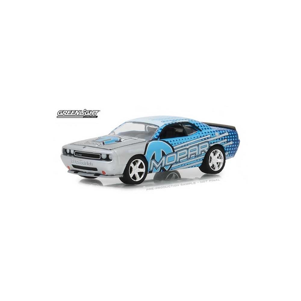 Greenlight Hobby Exclusive - 2009 Dodge Challenger Mopar Edition