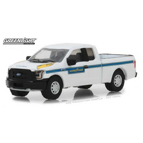 Greenlight Running on Empty Series 6 - 2016 Ford F-150 Goodyear