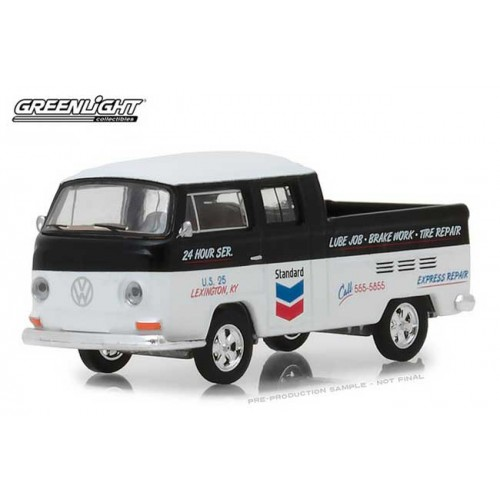Greenlight Running on Empty Series 6 - 1968 Volkwagen T2 Double Cab