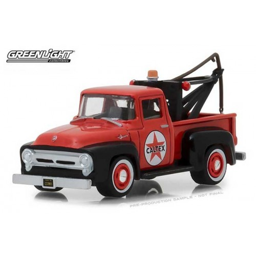 Greenlight Running on Empty Series 6 - 1956 Ford F-100 Tow Truck