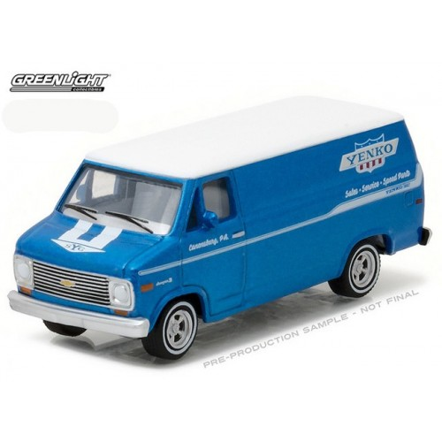 Blue Collar Series 2 - 1976 Chevy G20 Van