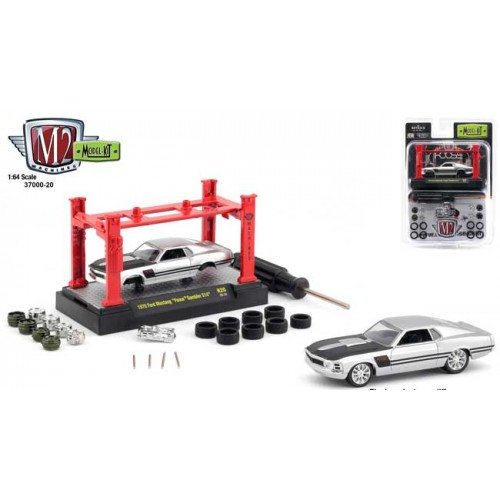 M2 Machines Model-Kits Release 20 - Foose 1970 Ford Mustang