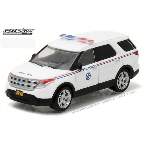 Blue Collar Series 2 - 2014 Ford Explorer USPS Postal Police