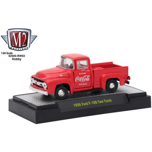 M2 Machines Coca-Cola - 1956 Ford F-100 Truck