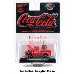 M2 Machines Coca-Cola - 1956 Ford F-100 Truck