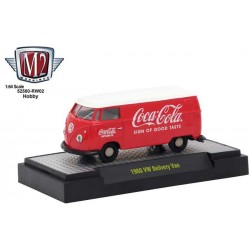 M2 Machines Coca-Cola - 1960 Volkswagen Delivery Van