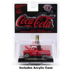 M2 Machines Coca-Cola - 1959 Chevy Fleetside Truck
