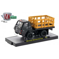 M2 Machines Auto-Trucks Release 50 - 1966 Dodge L600 Stake Bed Truck