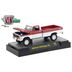 M2 Machines Auto-Trucks Release 50 - 1969 Ford F-100 Ranger