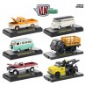 M2 Machines Auto-Trucks Release 50 - Six Truck Set