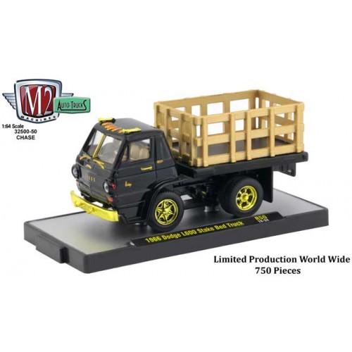 M2 Machines Auto-Trucks Release 50 - 1966 Dodge L600 Chase Version