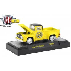M2 Machines Mooneyes Release 2 - 1956 Ford F-100 Truck