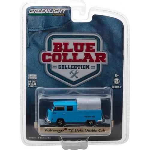 Blue Collar Series 2 - Volkswagen T2 Doka Crew Cab with Canopy