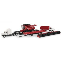 ERTL Case IH Harvesting Set