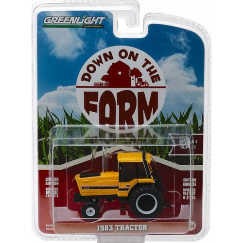 Greenlight Down on the Farm Series 1 - 1983 Tractor