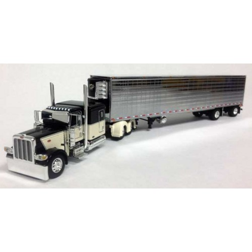 DCP Peterbilt 389 with Refrigerated Spread-Axle Trailer Jake Durst