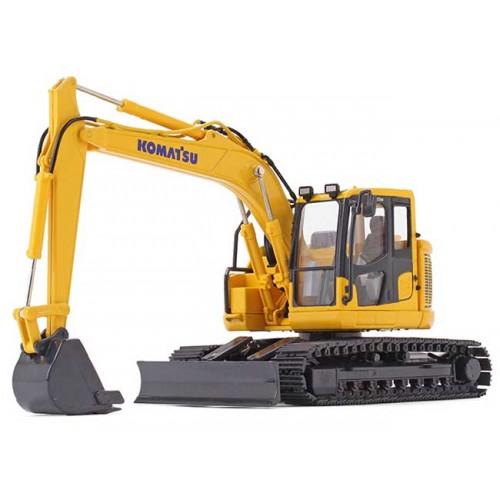 First Gear Komatsu PC138USLC-11 Excavator
