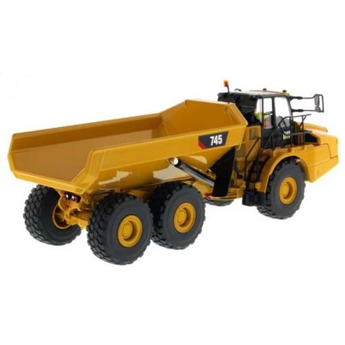 Diecast Masters Caterpillar 745 Articulated Dump Truck