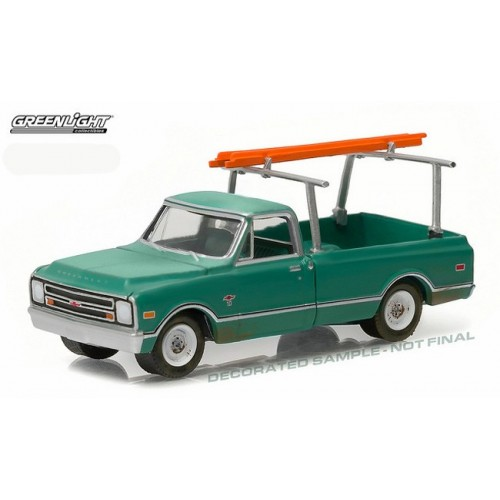 Blue Collar Series 1 - 1968 Chevy C-10 Pickup Truck