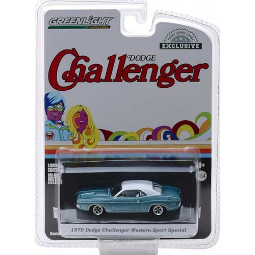 Greenlight Hobby Exclusive - 1970 Dodge Challenger