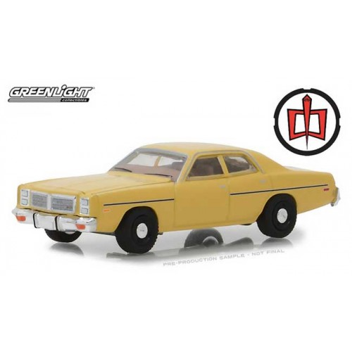 Greenlight Hollywood Series 21 - 1978 Dodge Monaco