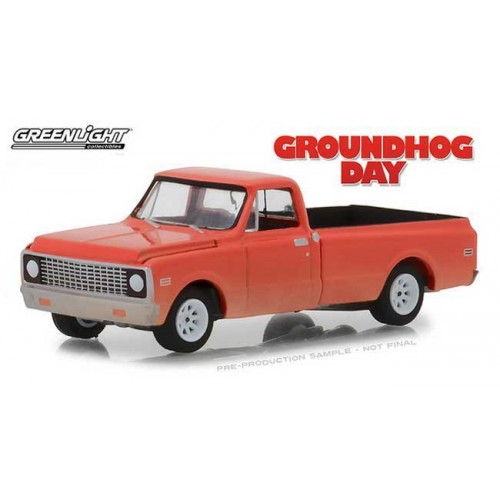 Greenlight Hollywood Series 21 - 1971 Chevrolet C-10 Truck