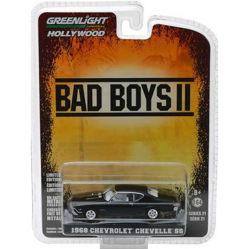 Greenlight Hollywood Series 21 - 1968 Chevrolet Chevelle SS