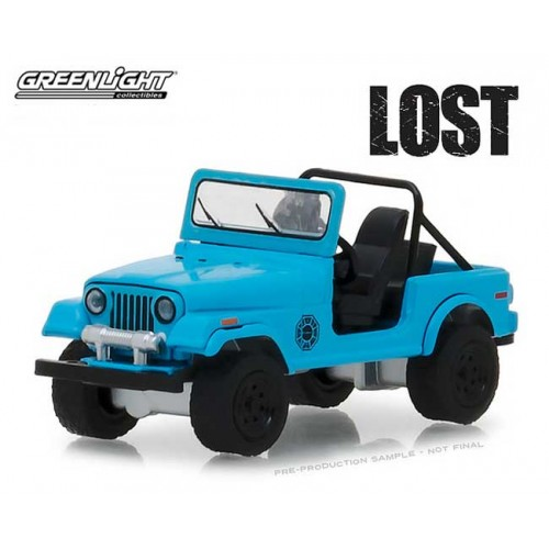 Greenlight Holllywood Series 21 - 1977 Jeep CJ-7