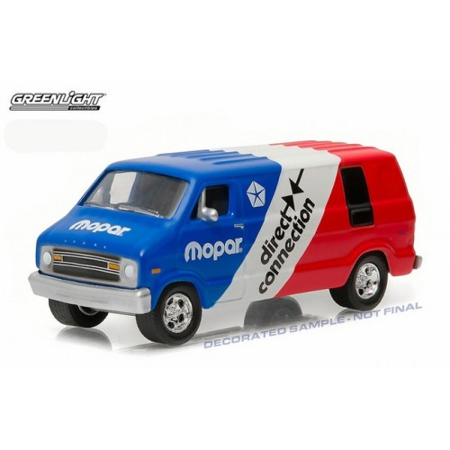 Blue Collar Series 1 - 1976 Dodge B100 Van