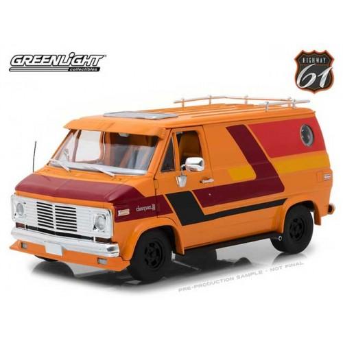 Greenlight Highway 61 - 1976 Chevy G-Series Van