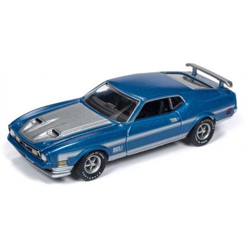 Auto World Premium - 1972 Ford Mustang Mach 1