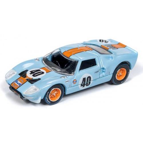 Auto World Premium - 1965 Ford GT40