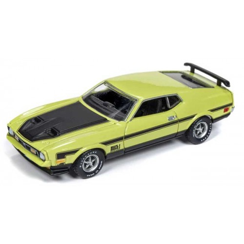 Auto World Premium - 1972 Ford Mustang Mach 1