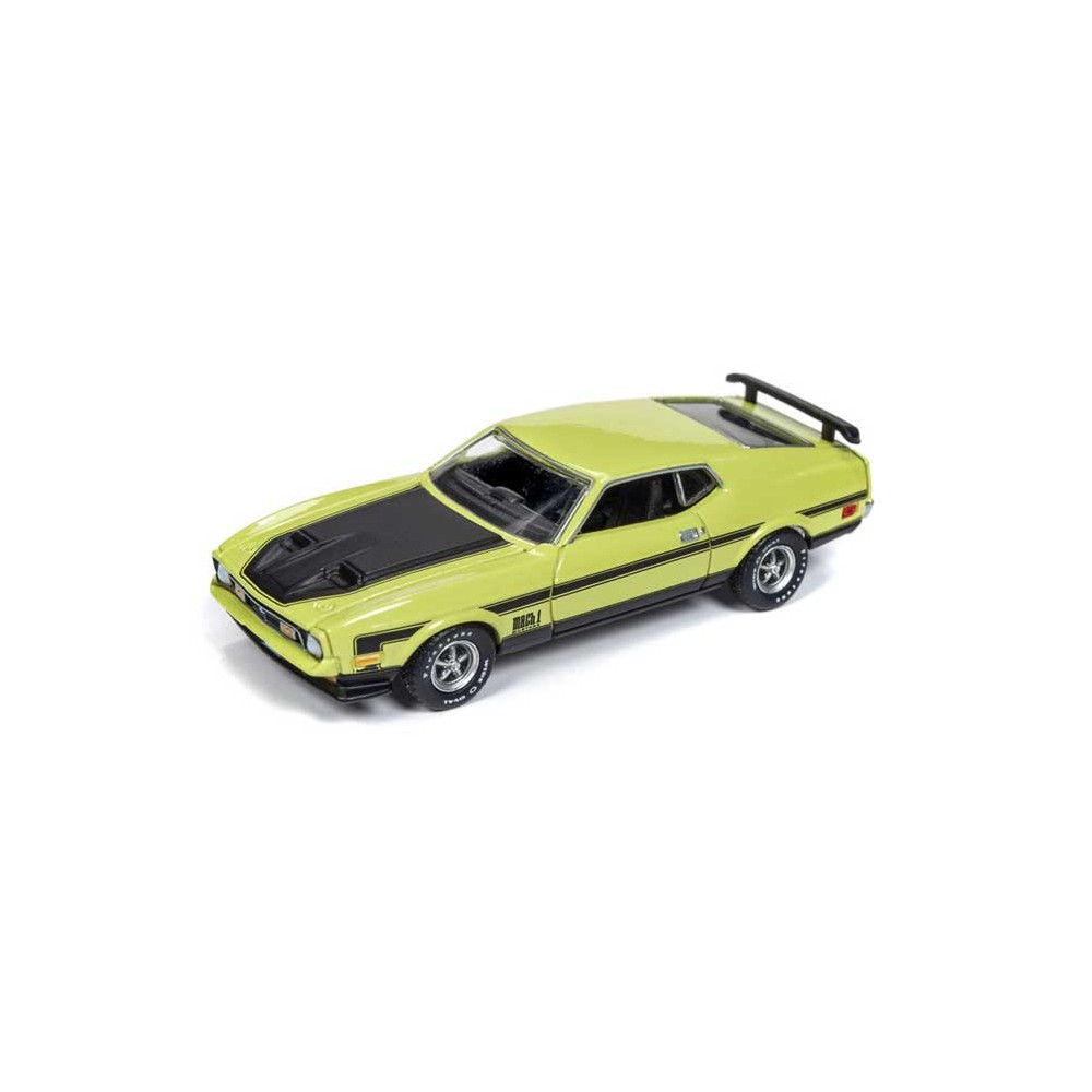 Auto world premium 1972 ford mustang mach 1
