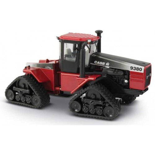 ERTL Case International 9380 Quad Trac Tracked Tractor