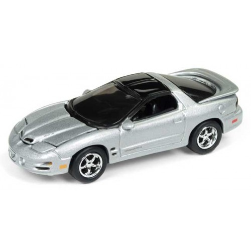 Johnny Lightning Muscle Cars U.S.A. - 1999 Pontiac Firebird T/A WS6